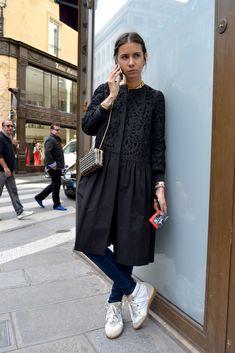 Natasha Goldenberg. - street.