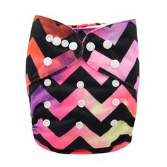 Baby' Reusable & Washable & Adjustable The Chevron Pocket Diaper, 20% discount @ PatPat Mom Baby Shopping App