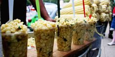 A Vegetarian's Guide to Mexico City Street Food