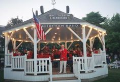 Chatham Bandstand Nights