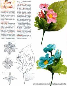 *El rincón de las Manualidades de Siry*: Flores y motivos florales