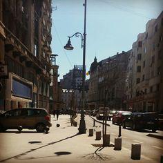 Calea Victoriei. Bucharest