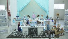 Frozen (Disney) Birthday Party Ideas | Photo 1 of 35 | Catch My Party