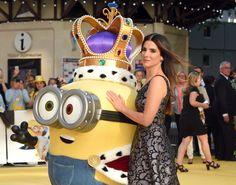 Sandra Bullock @ the premiere of Minions !