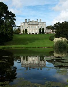 Kingston Maurward House is a large Georgian house in Dorset UK