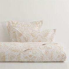 Paisley Print Bedding
