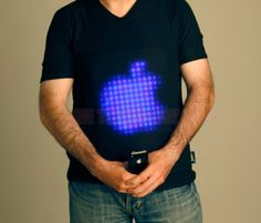 11 Wearable Tech: LED - The Technology Zone