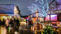 Diese 11 Weihnachtsmärkte in Berlin werden euch die Vorweihnachtszeit mit gutem Essen, guter Musik und der einen oder anderen Eislaufbahn versüßen.