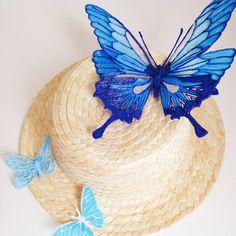 des papillons au stylo 3D