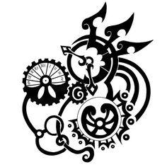 steam punk koi tattoos - Google Search