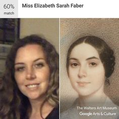 hmmmm  Google arts and culture app says  this is my art museum portrait match its fun you should try it and tag me so I can see your match too
