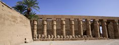 Amon Ra Temple at Karnak