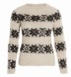 """The Killing"" Sweater is an Organic and Faroe Island Sensation : TreeHugger"