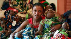 AfricaStories — Doll Maker — Dolls Teach About African People Groups