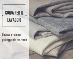 Il sacco a rete per il bucato è un'ottima soluzione per proteggere i capi delicati in lavatrice. Basta piegare il tessuto e posizionarlo accuratamente all'interno. #tessuti #interiordesign #tendaggi #textile #textiles #fabric #homedecor #homedesign #hometextile #decoration #ctasrl Visita il nostro sito www.ctasrl.com e scarica le nostre brochure su:http://bit.ly/1nhrLQM