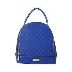 PIERRE CARDIN Blue 2 in 1 Handbag - MyaBelle - 1 Pierre Cardin, 2 In, Blue, Collection, Design, Women, Woman