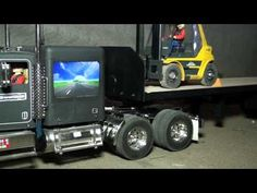 Rc Truck (Juleafslutning 2013 i Durup part 1) - YouTube