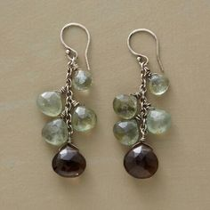 WALK IN THE WOODS EARRINGS: View 1