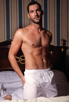 Tom Ellis..I'm sorry! BRB MOVING TO ENGLAND TO FIND MY HUSBAND.