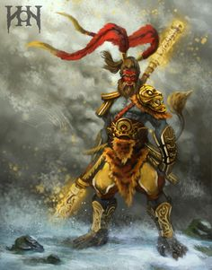 [S2]Nome's Blog - The Monkey King - Heroes of Newerth - GameReplays.org