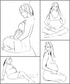 Maternity Posing Guide Trickle Affair www.tricklediary.com_0005