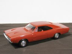 1969 Dodge Charger Coupe promo model