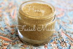 Herbal Honey Facial Mask | Soundness of Body & Mind