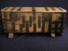 14th century Midevil chest