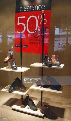 Image result for clearance store displays