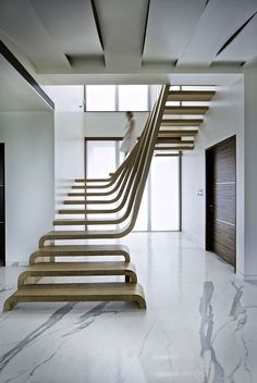 trap kunst5 Wow! Een trap als kunstwerk