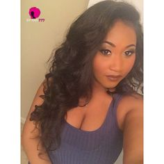Gorgeous ,wearing #dyhair777 hair ,looks like natual hair  ✨✨Hair info :royal european loose wave 18 20 22 with a lace frontal Order now:bit.ly/1N61KlP Use our Halloween Coupon 11177 to save money,only 50 times!!! #humanhair #hairextension #virginhair #europeanhair #losewave #fashion #makeup #hairstyle #salon