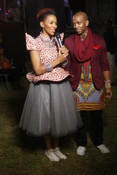 Mafikizolo's Nhlanhla Nciza. love the top & tulle. African Fashion Designers, African Print Fashion, Fashion Prints, Love Fashion, Fashion Styles, African Prints, Africa Fashion, Fashion Ideas, Fashion Dresses