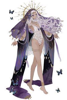 Female Character Design, Character Design Inspiration, Character Design References, Character Art, Character Concept, Concept Art, Girls Characters, Female Characters, Dnd Characters