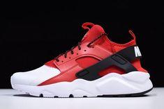 7e394cd3de1ce Nike Air Huarache Run Ultra White Red-Black 847568-106