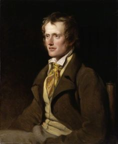 Poet John Clare. Read his poetry online at: http://drpsychotic.com/poetry/index.html