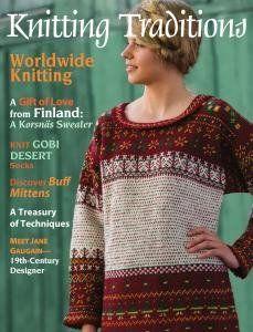 Knitting Traditions - Fall 2011