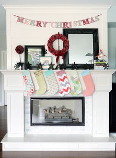 the stockings were hung by croskelley, via Flickr