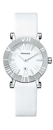 *Tiffany & Co *Interesting *White *Numbers *Watch