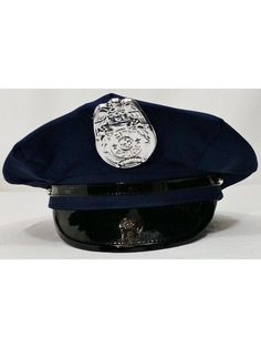 6a315ab70e6f5 Check out NYPD Police Officer Hat For Adults