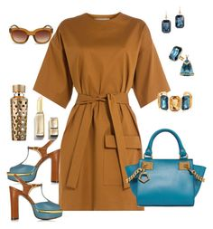 """""""#157"""" by zako14 on Polyvore featuring MSGM, Rebecca, L'Autre Chose, Sophie Hulme, Steve Madden, Guerlain, women's clothing, women, female and woman"""