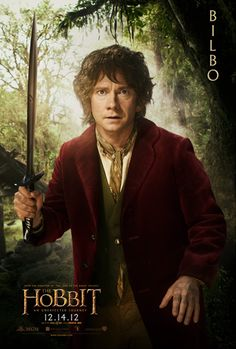 I am most like a Hobbit! Which Middle-earth Character Are You? In Theaters December 14.