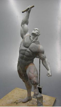 Anatomy Drawing, Anatomy Art, Sculpture Clay, Sculptures, Human Anatomy For Artists, Anatomy Sculpture, Character Art, Character Design, Ancient Greek Sculpture