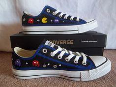 Pacman Low top Converse
