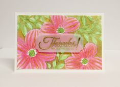 Cassandra , here today sharing a floral guilded crackled watercolour card. This one has some great texture in real li. Making Cards, Watercolor Cards, Magenta, Mixed Media, Scrap, Texture, Floral, How To Make, Surface Finish