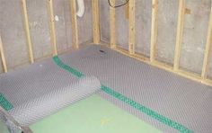Keep Your Basement Floor Dry and Warm