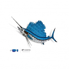 Costa Sunglasses Creates Incredible Tuna Sculpture Out Of Their Lenses - The Total Frat Move Archive Still Life Photographers, Nyc Photographers, Fishing Magazines, Studios, Costa Sunglasses, Wall Sculptures, Sculpture Ideas, Conceptual Photography, Sport Fishing