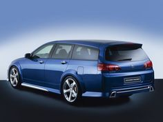 2003 Honda Accord Tourer Diesel Sports Study Model (C-M) stationwagon tuning…