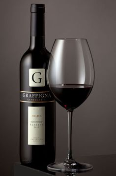 The new Malbec wine glass designed by Riedel for Argentina's Graffigna winery