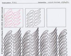 Tangle Patterns | Lizzie Mayne