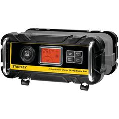 Battery Reconditioning - STANLEY BC25BS Battery Charger with Engine Start (25-Amp Charger, 75-Amp Starter) - Save Money And NEVER Buy A New Battery Again